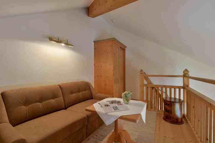 30 m² für max. 4 Personen