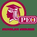 P.E.O. Scholar Awards logo
