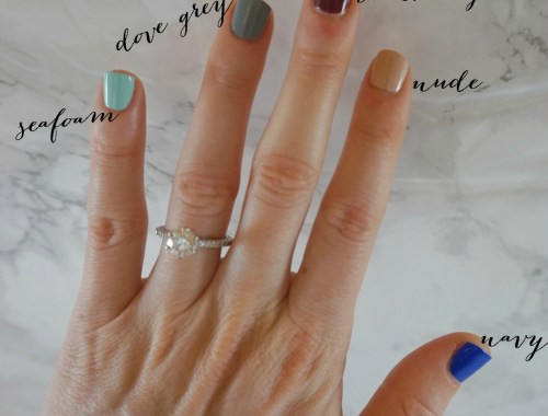 Winter Nail Trends 2016