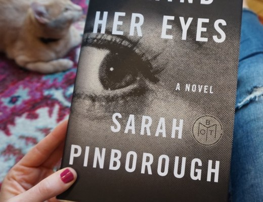 Blogger Book Club | March 2017 | Behind Her Eyes
