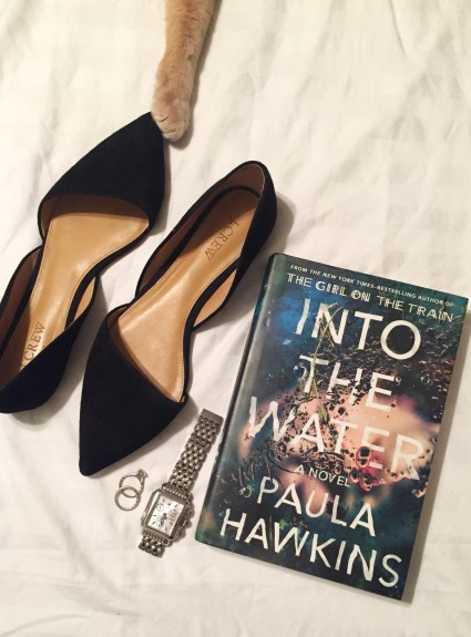Why I Didn't Like Into the Water by Paula Hawkins