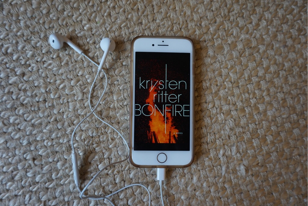 A Very Bingeable Read | Bonfire by Krysten Ritter