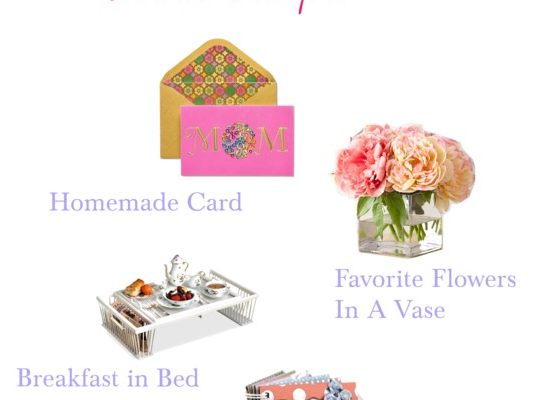 Mother's Day Gifts Made Simple