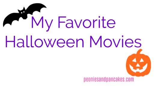 My Favorite Halloween Movies