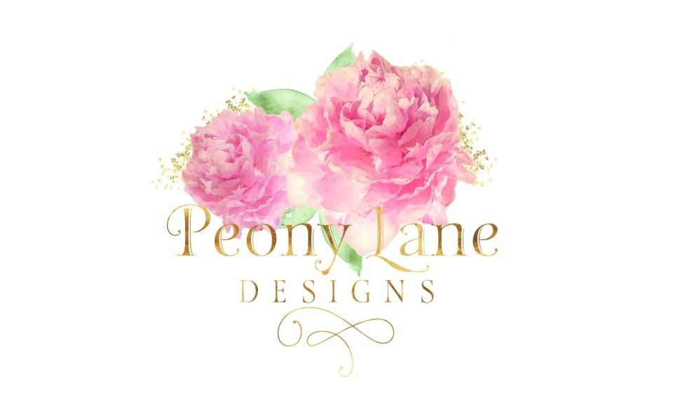 Peony Lane Logo