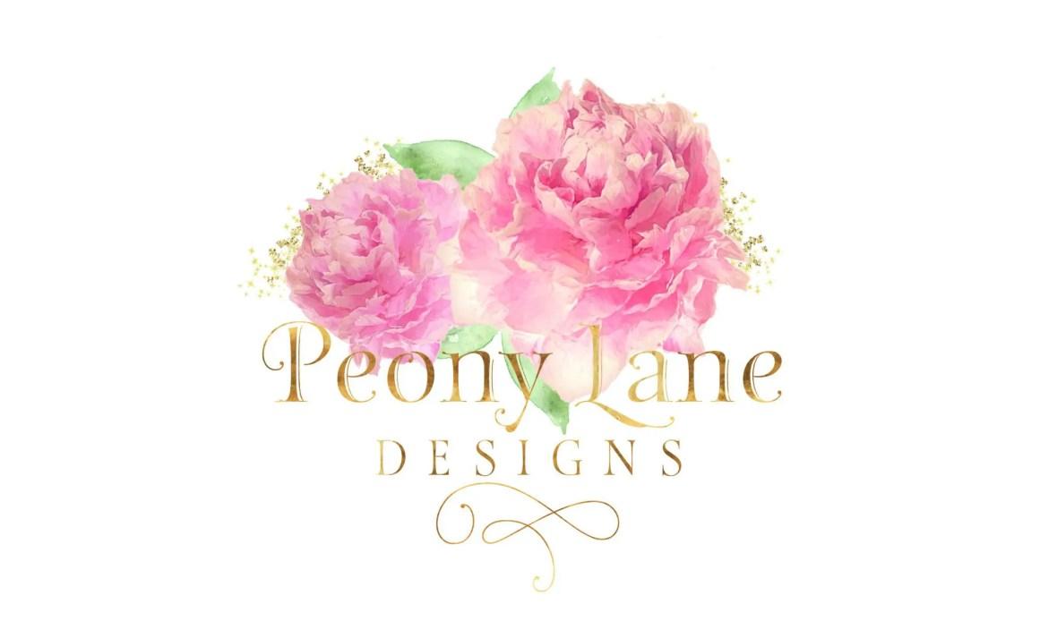 Peony Lane Designs Logo