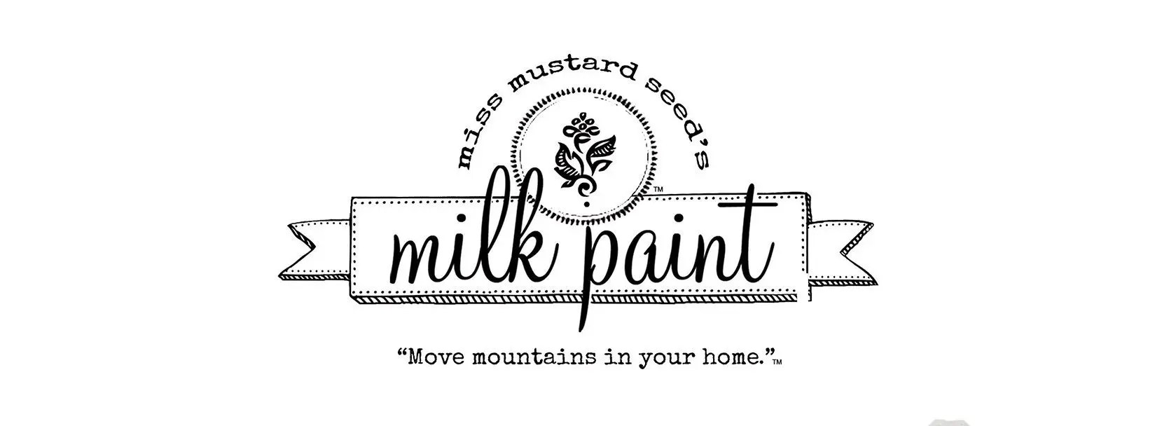 Trying Miss Mustard See Milk Paint