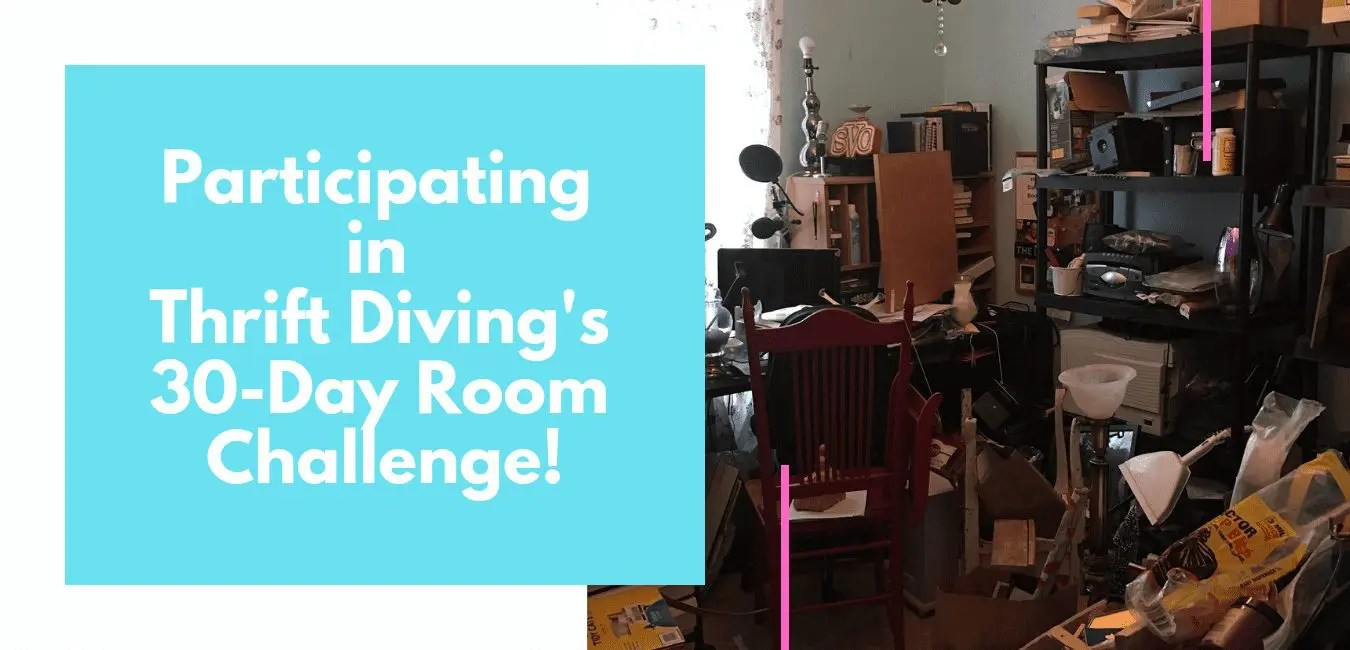 Thrift Diving's 30-Day Challenge
