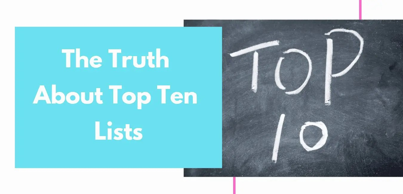 The Truth About Top 10 Flip Lists