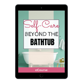 Self Care Beyond the Bathtub Cover