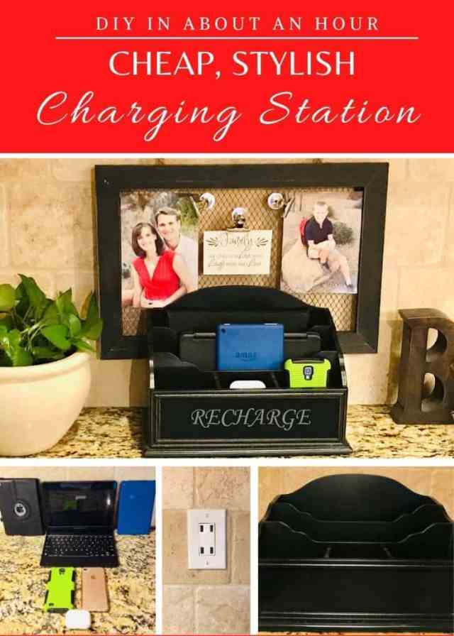 Cheap Stylish Charging Station