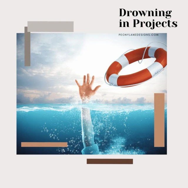 Drowning in Projects