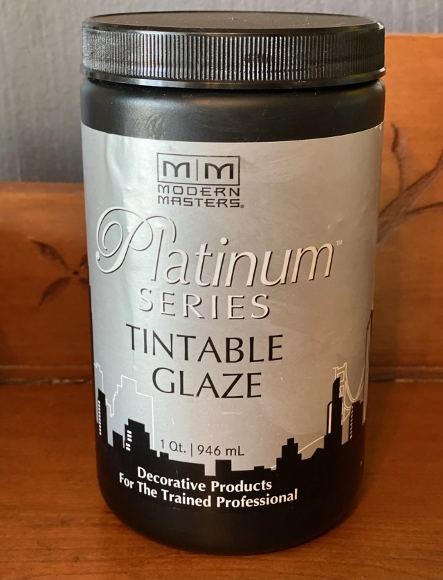 Modern Masters Tintable Glaze