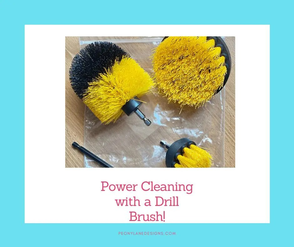 Drill Brush for Cleaning?