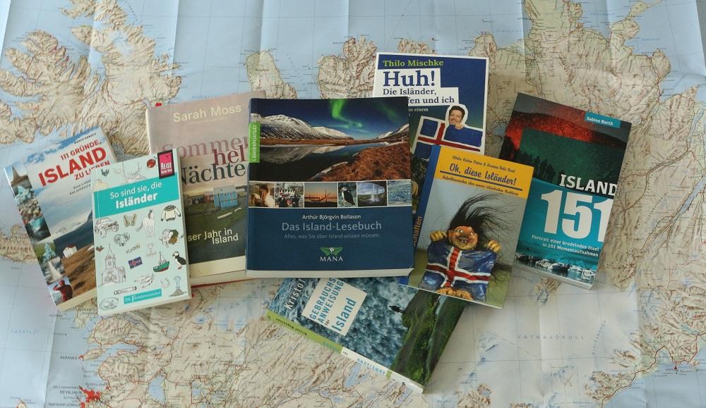 Top Bücher über Island