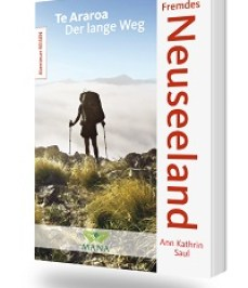 Buchvorstellung: Fremdes Neuseeland - Wandern durch Neuseeland