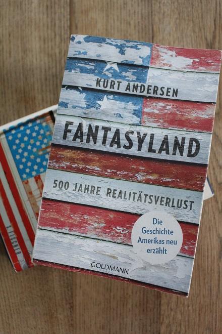 Buch Fantasyland USA #buchtipp #USA #reisebücher