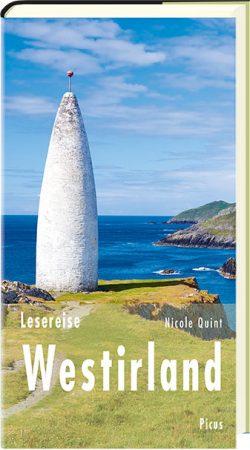 Buch Lesereise Westirland