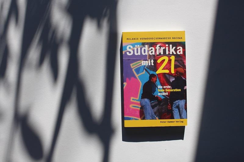 Südafrika mit 21 #buchtipp #Südafrika #reisebücher
