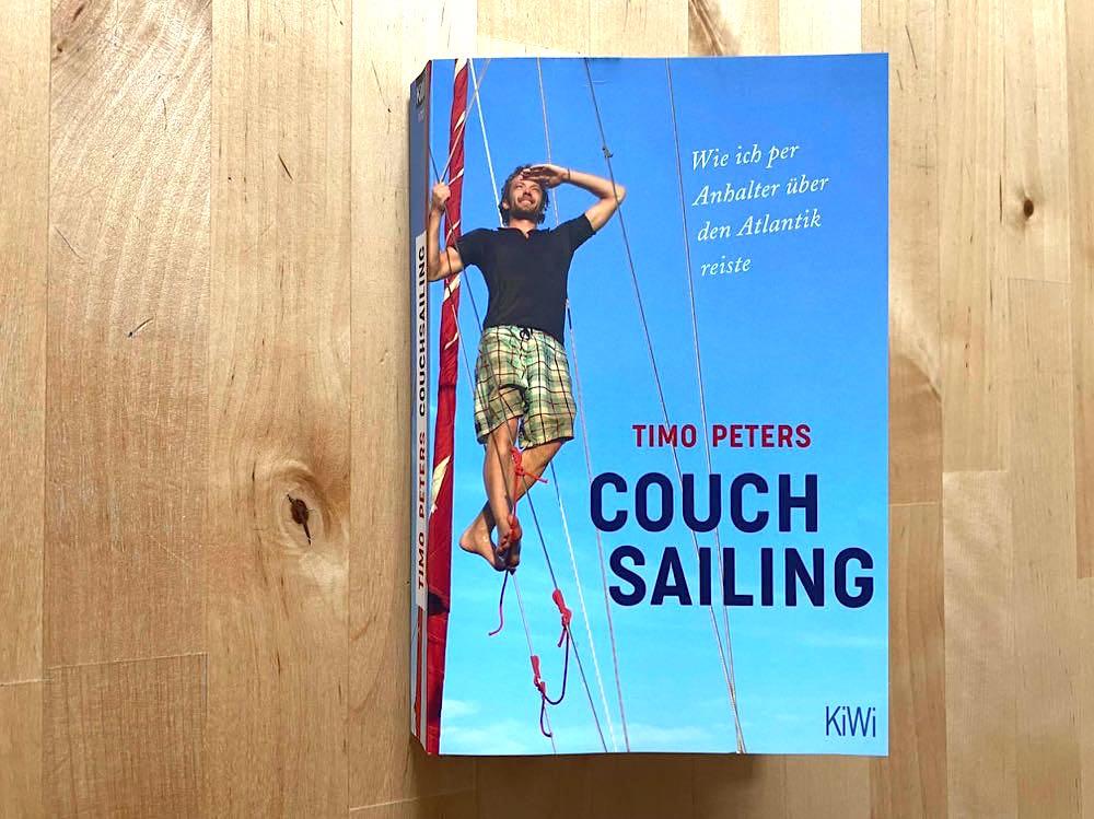 Couchsailing Timo Peters Kiwi Verlag