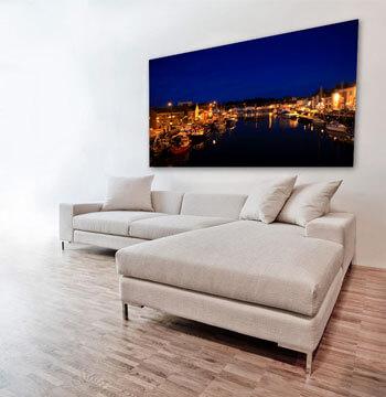 Beispielfoto Produktfoto - Bild an Wand. Wir machen Produktfotos lebendig