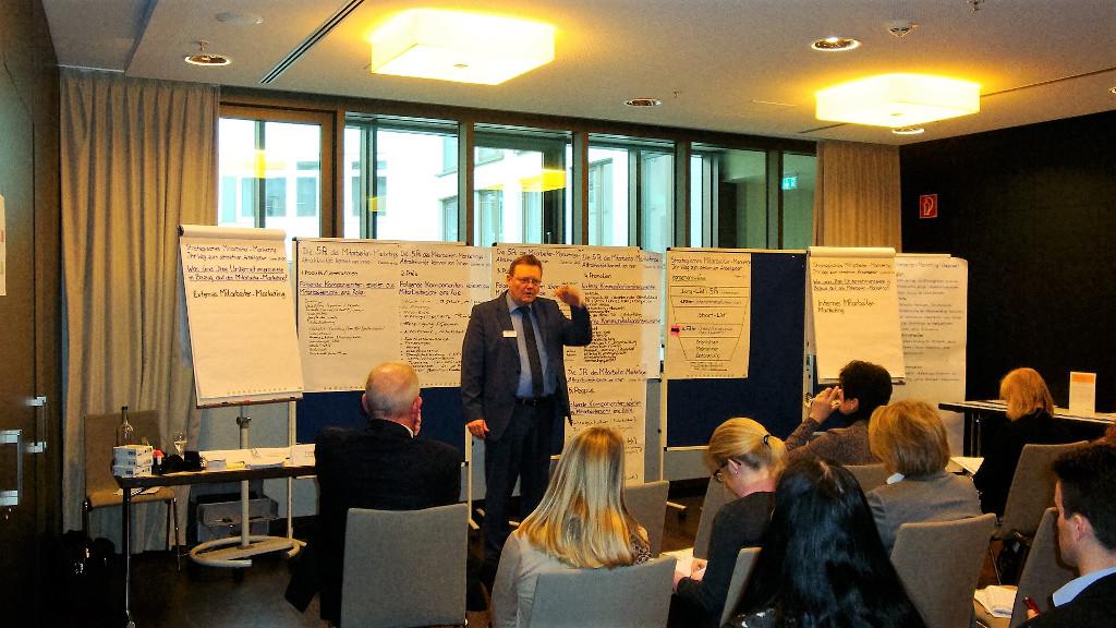 Attraktiver Arbeitgeber Bremen Workshop 01