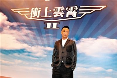 吳鎮宇相隔十年扮演同一角色 自認當演員入錯行--傳媒--人民網