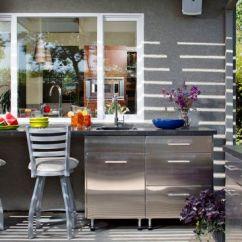 Outdoor Kitchen Modules Tile For Wall 户外厨房是真土豪的家 武汉装修 武汉房天下 共赏人间四月天户外厨房打造明媚春宴
