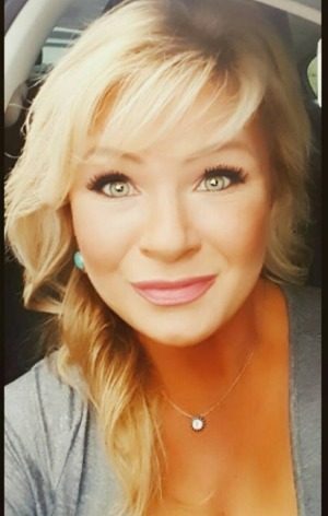 Christy Sheats was shot by police after they say she killed her daughters. Photo: Facebook