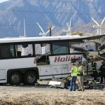 Thirteen killed in US tour bus crash