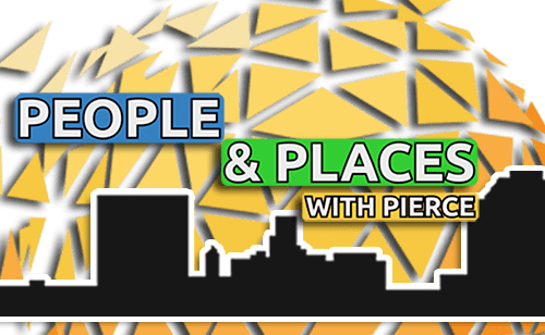 People & Places with Pierce