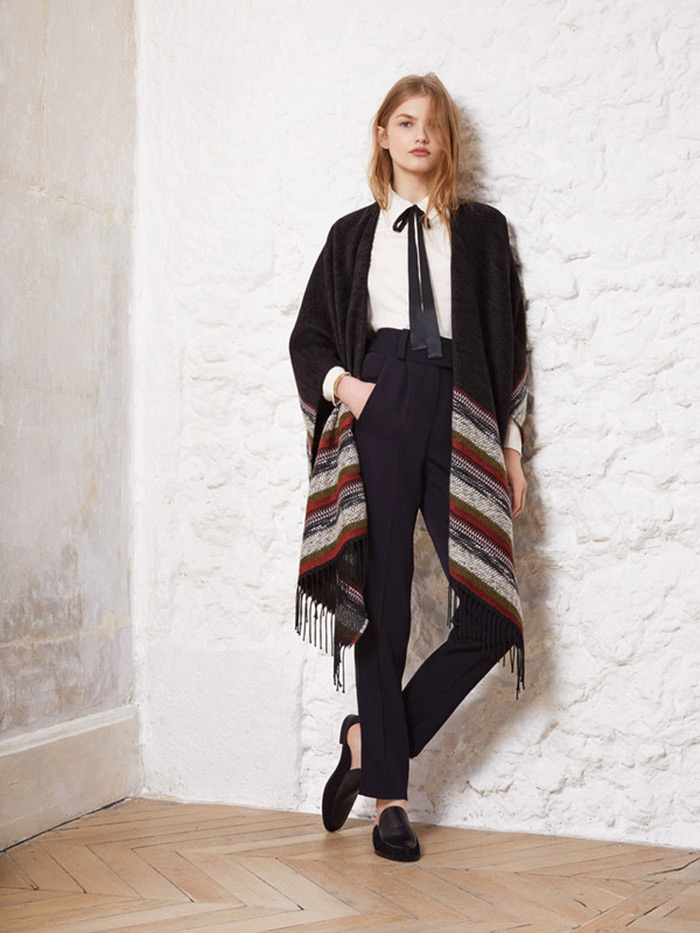 maje-lookbook-fall-winter-2015-with-model-aneta-pajak-9