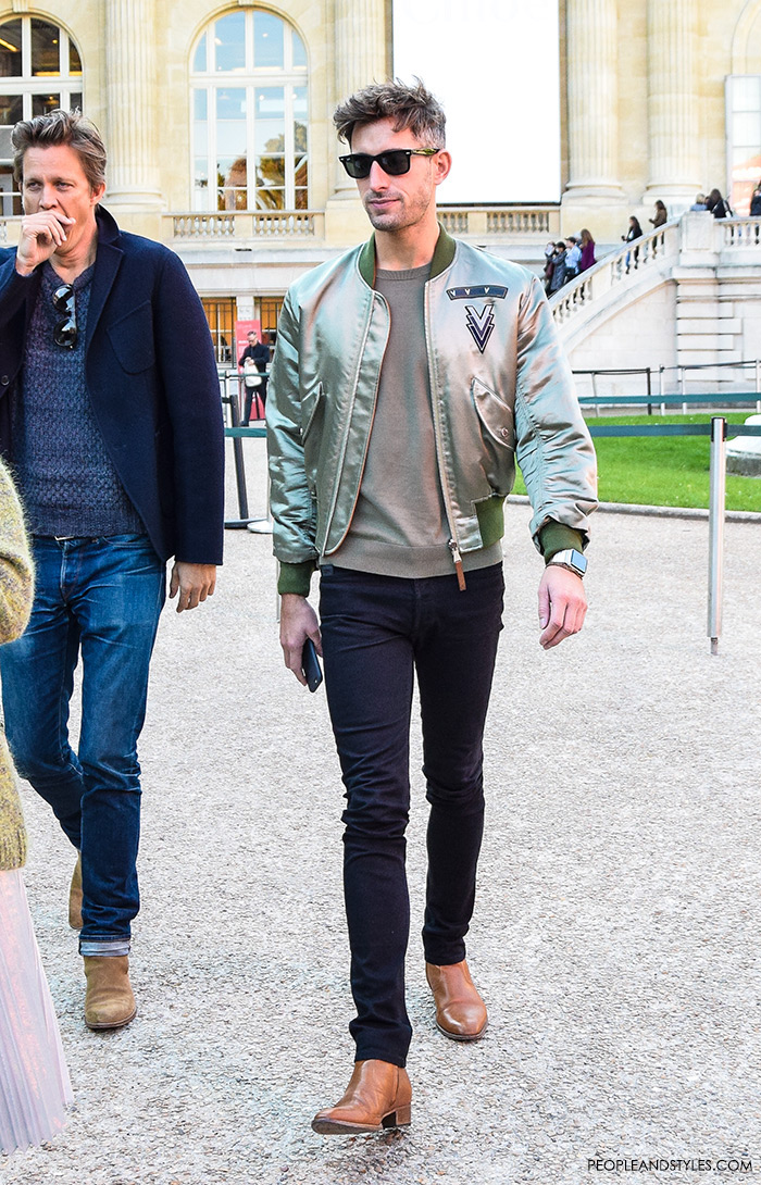 Guys, You Want to Wear the Bomber Jacket Now