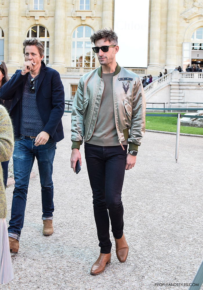 Guys, You Want to Wear the Bomber Jacket Now – Fashion Trends and ...