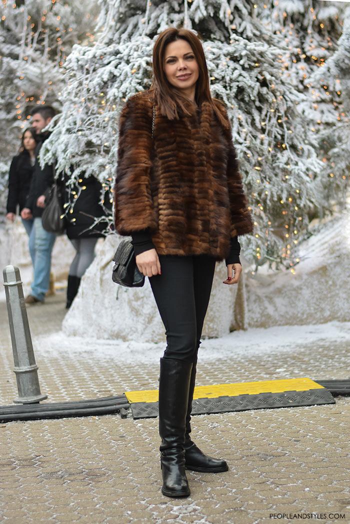 Winter Fashion: 3 Street Style Coat Ideas – People & Styles