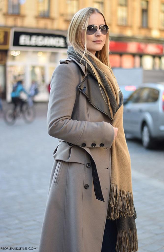 Winter Fashion: 3 Street Style Coat Ideas – Fashion Trends ...
