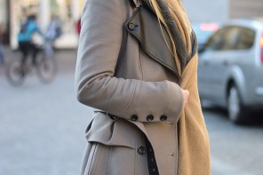 Winter #Fashion: 3 #StreetStyle #Coat Ideas by PeopleandStyles.com