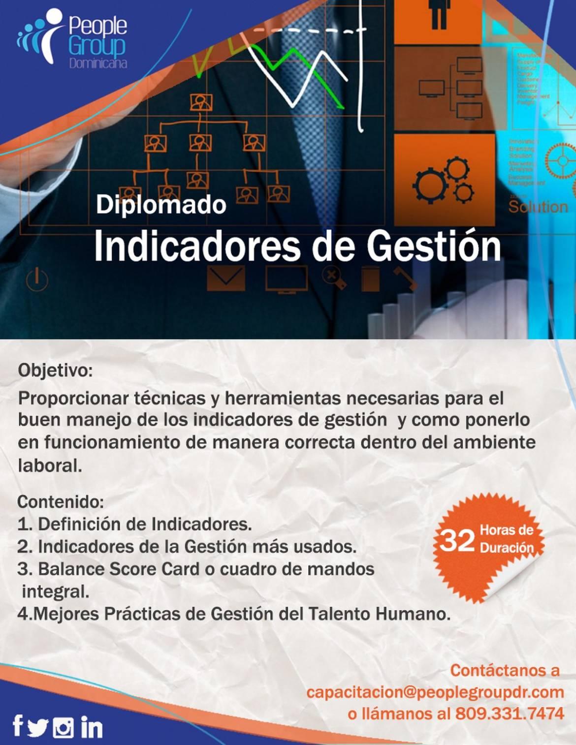 hight resolution of indicadores de gestion