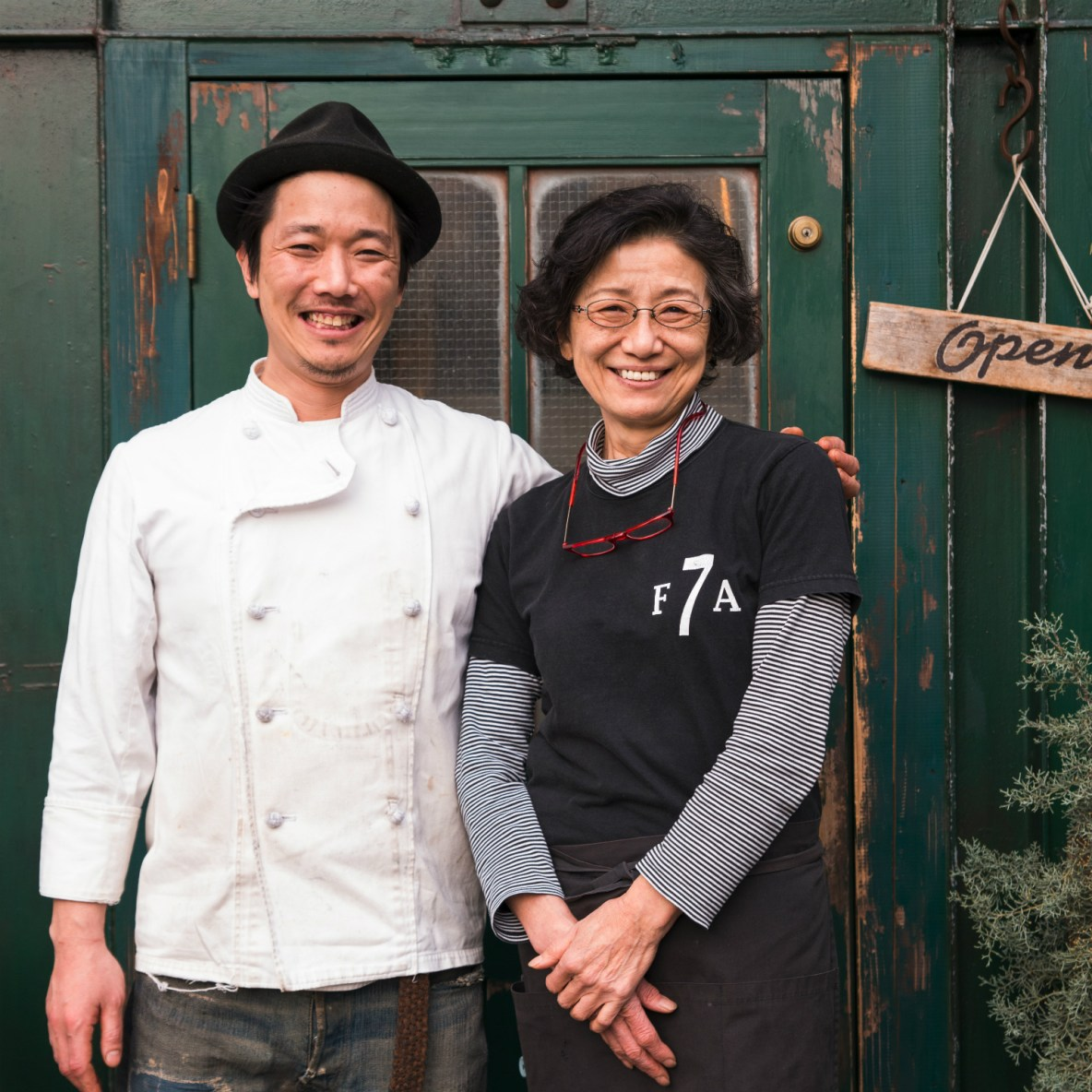 Limited-run burgers from hands-on chef – and his mum