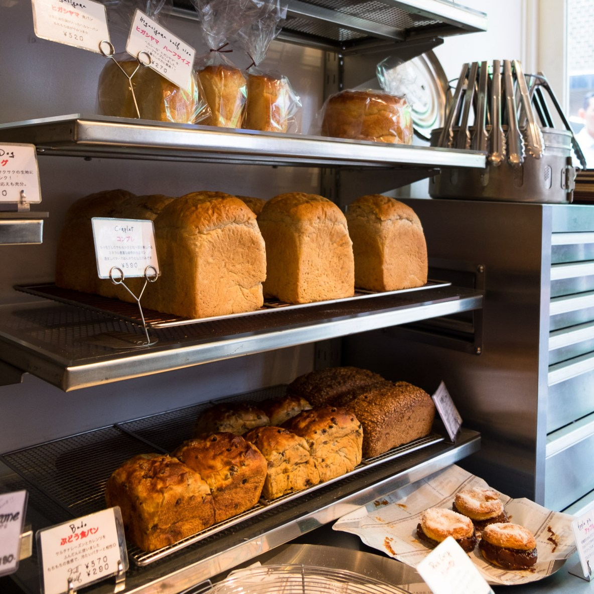 Trendy little bread shop fashioned by a proudly obsessive chef