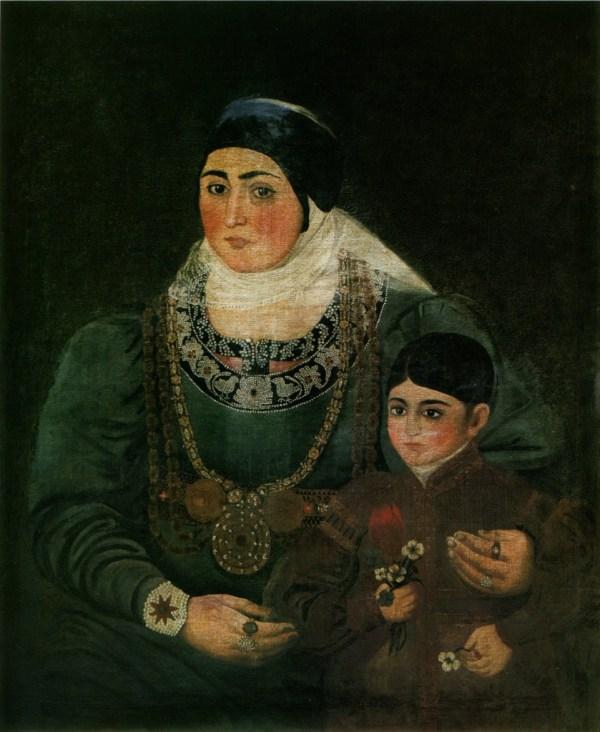 Traditional Armenian Paintings
