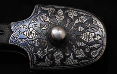 19th c. dagger by Armenian master