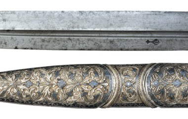 19th. century Armenian dagger