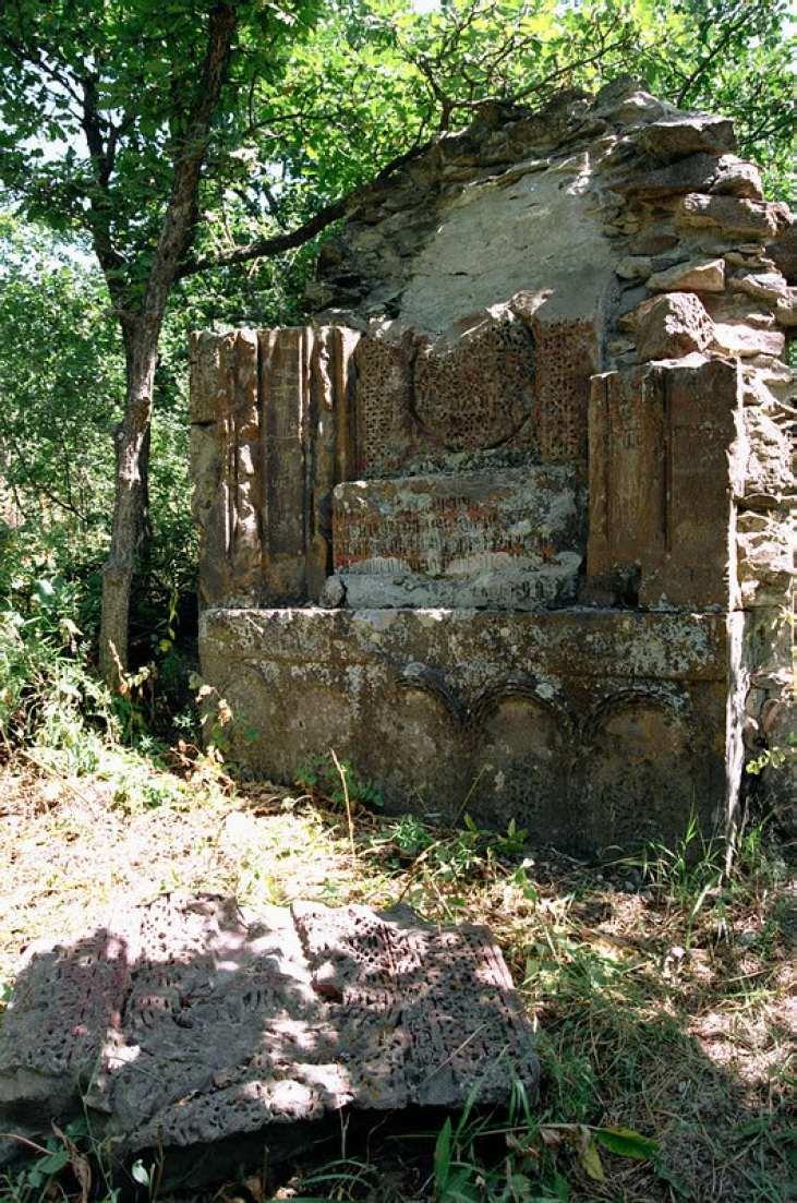 Teghenik Monastery (12th century).