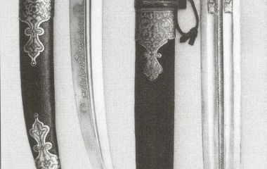 19th century daggers by Armenian masters