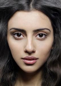Beautiful Armenian Women Models Face