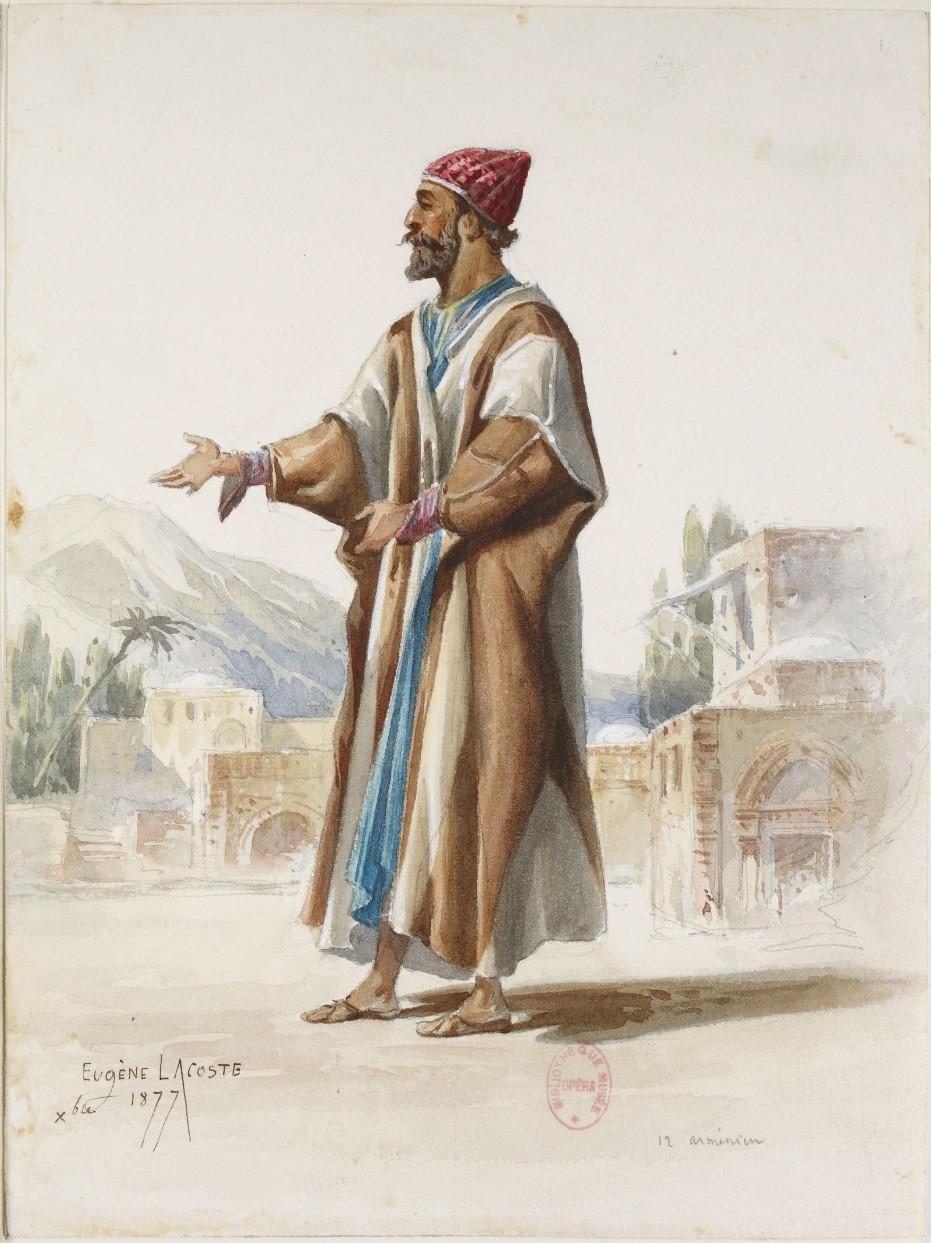Armenian by Eugene Lacoste