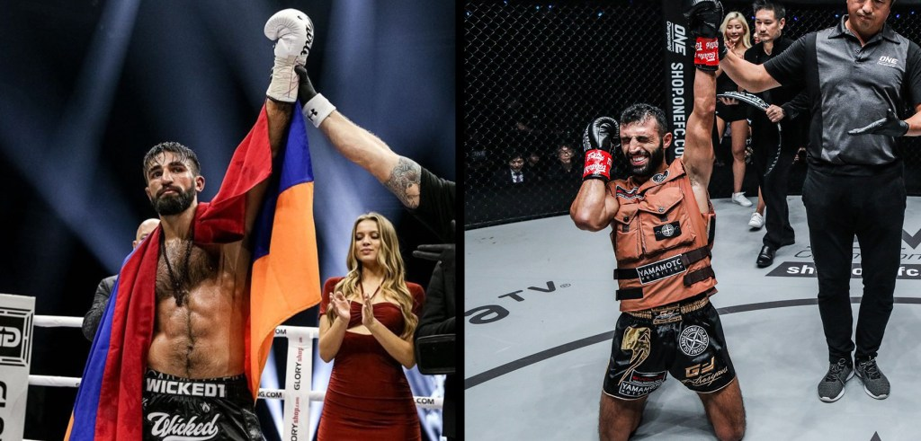 Armenian kickboxers score  major victories