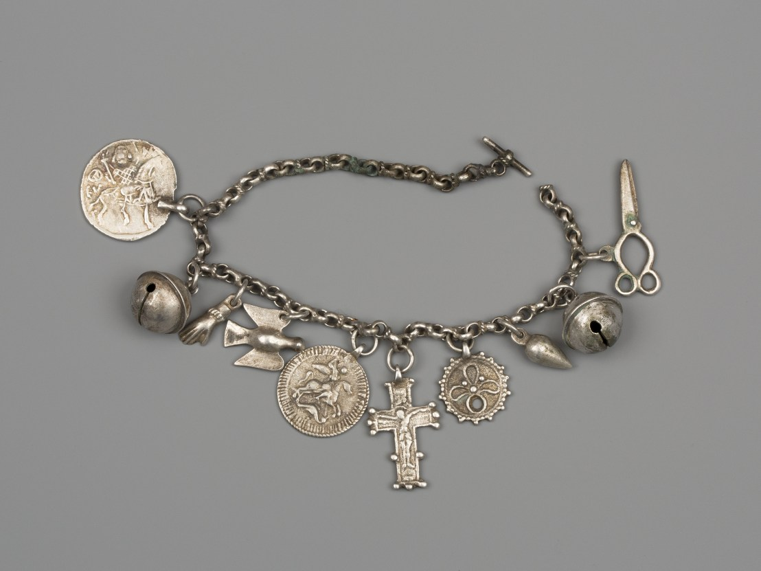 Armenian Bracelet from the 19th century. - The Russian Museum of Ethnography