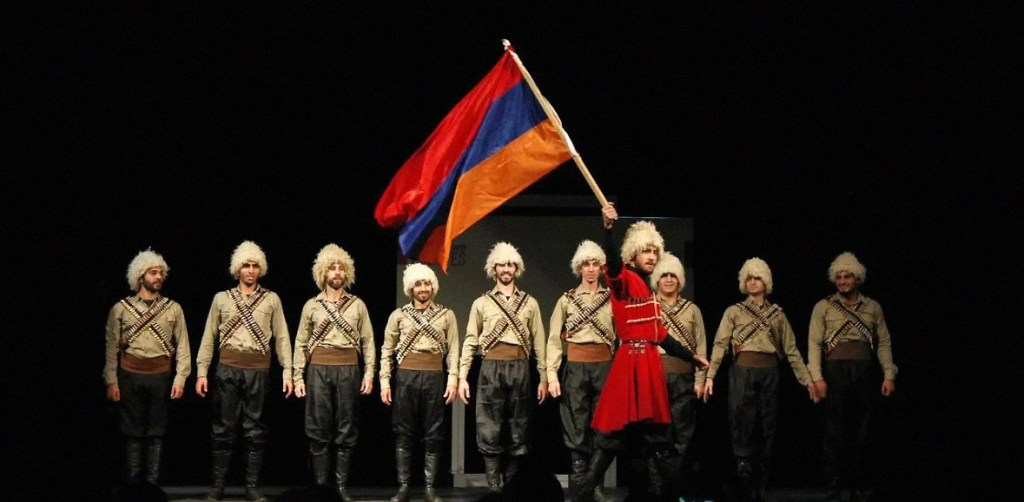Are Armenians Caucasians?